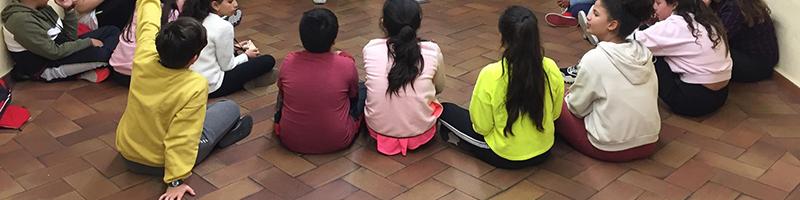 Els infants de Santa Coloma de Gramenet preparen els seus consells
